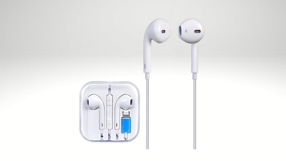 EarPods Lightning Apple