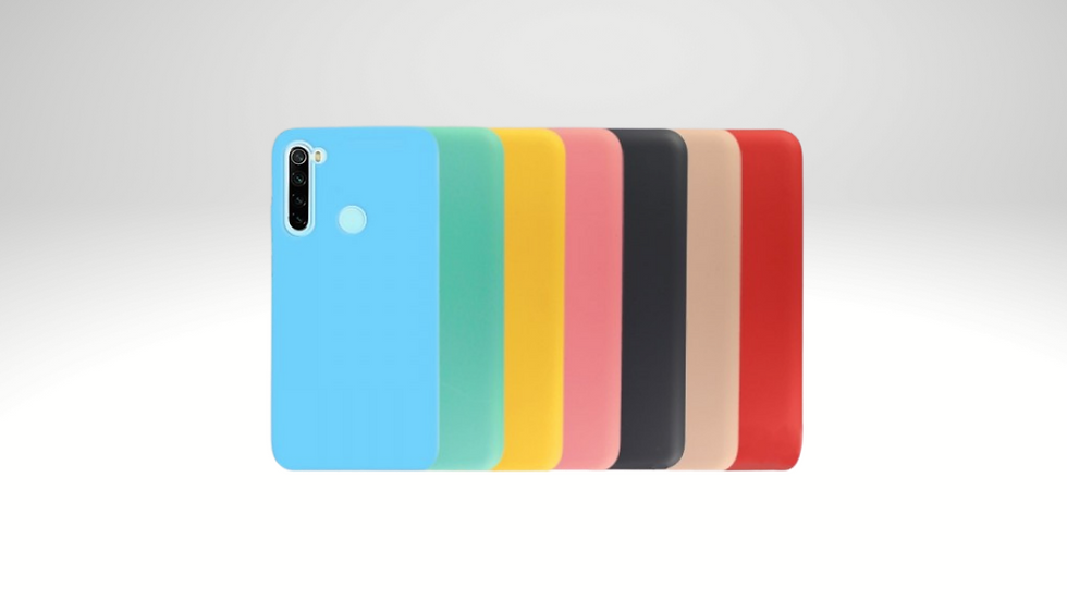 Silicone Xiaomi