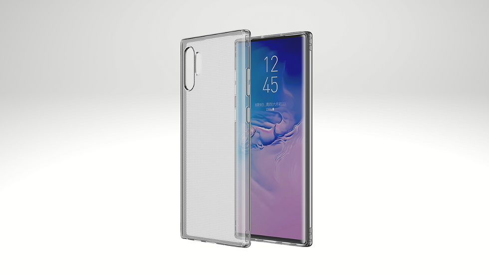 Funda Clear Case Android