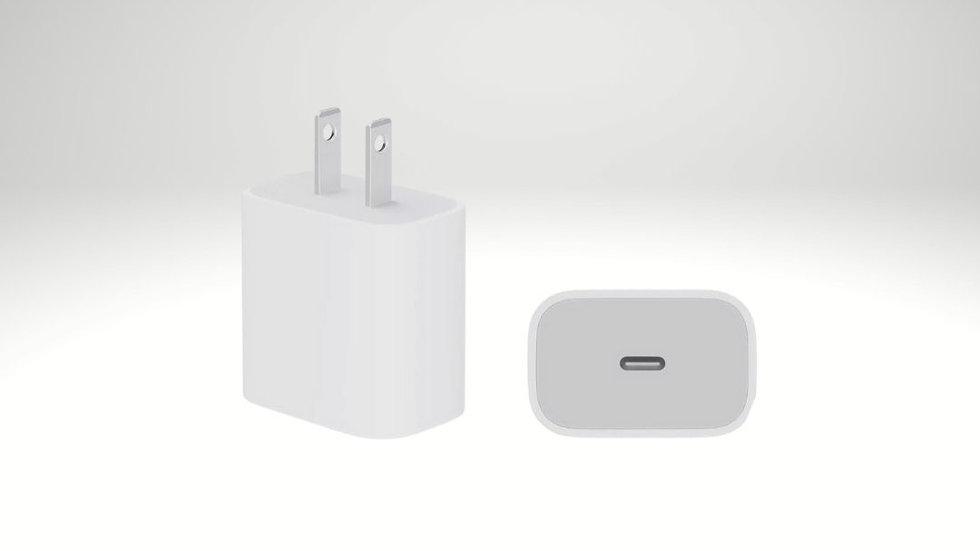 Cabezal Apple Tipo C 20W