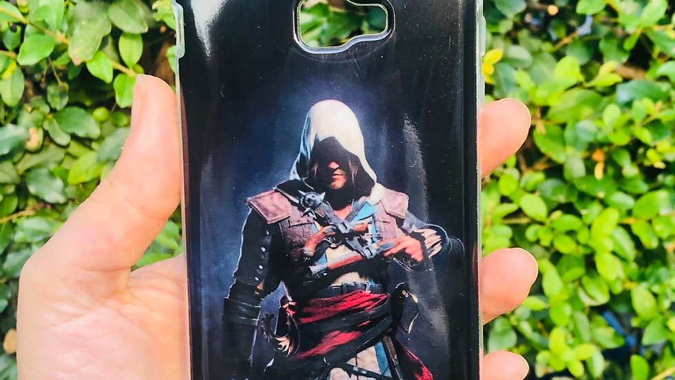 Funda Diseño Assassin's Creed