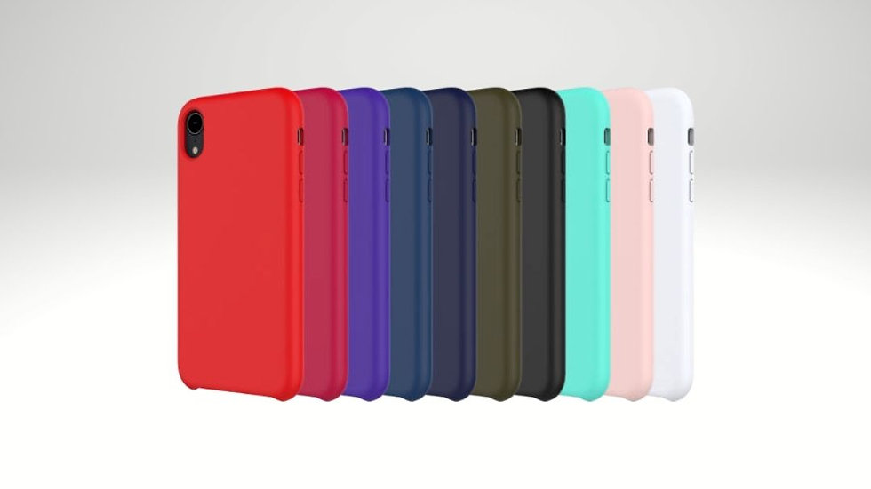Silicone Case iPhone XR
