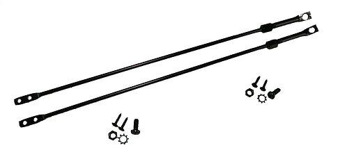 Stabiliseringsstag, runda i stål