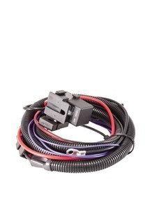 Heavy Duty ledningssats för 3 extraljus (extra grova och långa kablar), 50 A arb