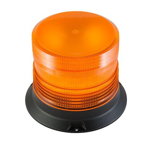 Stort roterande varningsljus LED