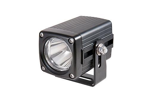 Liten kvadratisk och kraftfull proffs LED arbetslampa