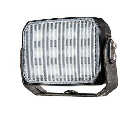 Kvadratisk LED arbetslampa Bred 3900 lm