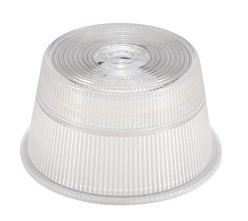 Runt främre LED positionsljus