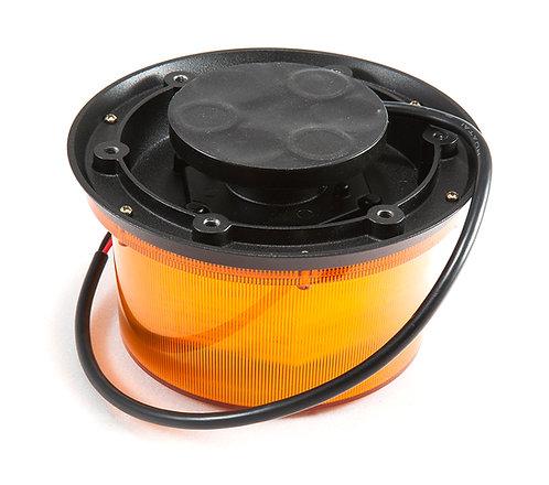 Magnetfot för roterande varningsljus LED