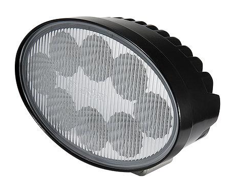 Stor oval och kraftfull Proffs LED arbetslampa