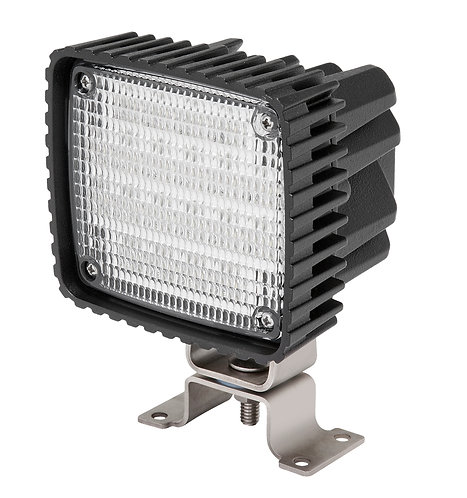 Stor kvadratisk LED arbetslampa. Classic