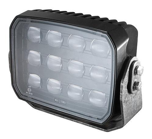 Kvadratisk LED arbetslampa Spot 3900 lm