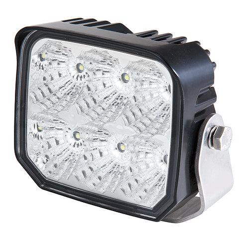 Kvadratisk LED arbetslampa