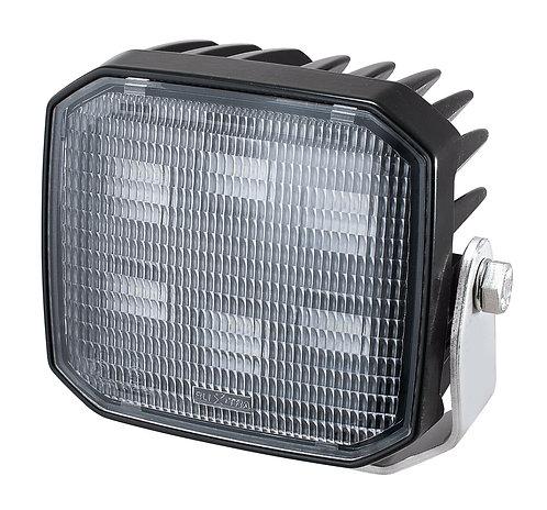 Kvadratisk LED arbetslampa Bred 800 lm