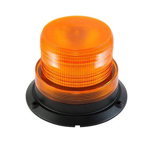 Litet runt varningsljus LED