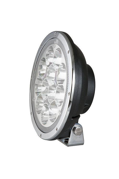 """E-märkt kraftfullt 9"""" LED extraljus"""