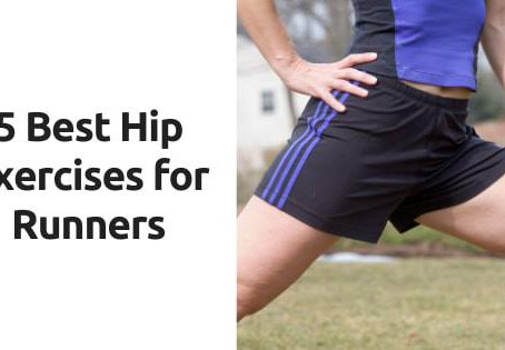 5 Best Hip Exercises for Runners