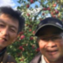 環境保全りんご園主 細木強さん