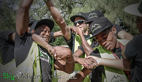 Sky Adventures: Team Building Events Lesotho
