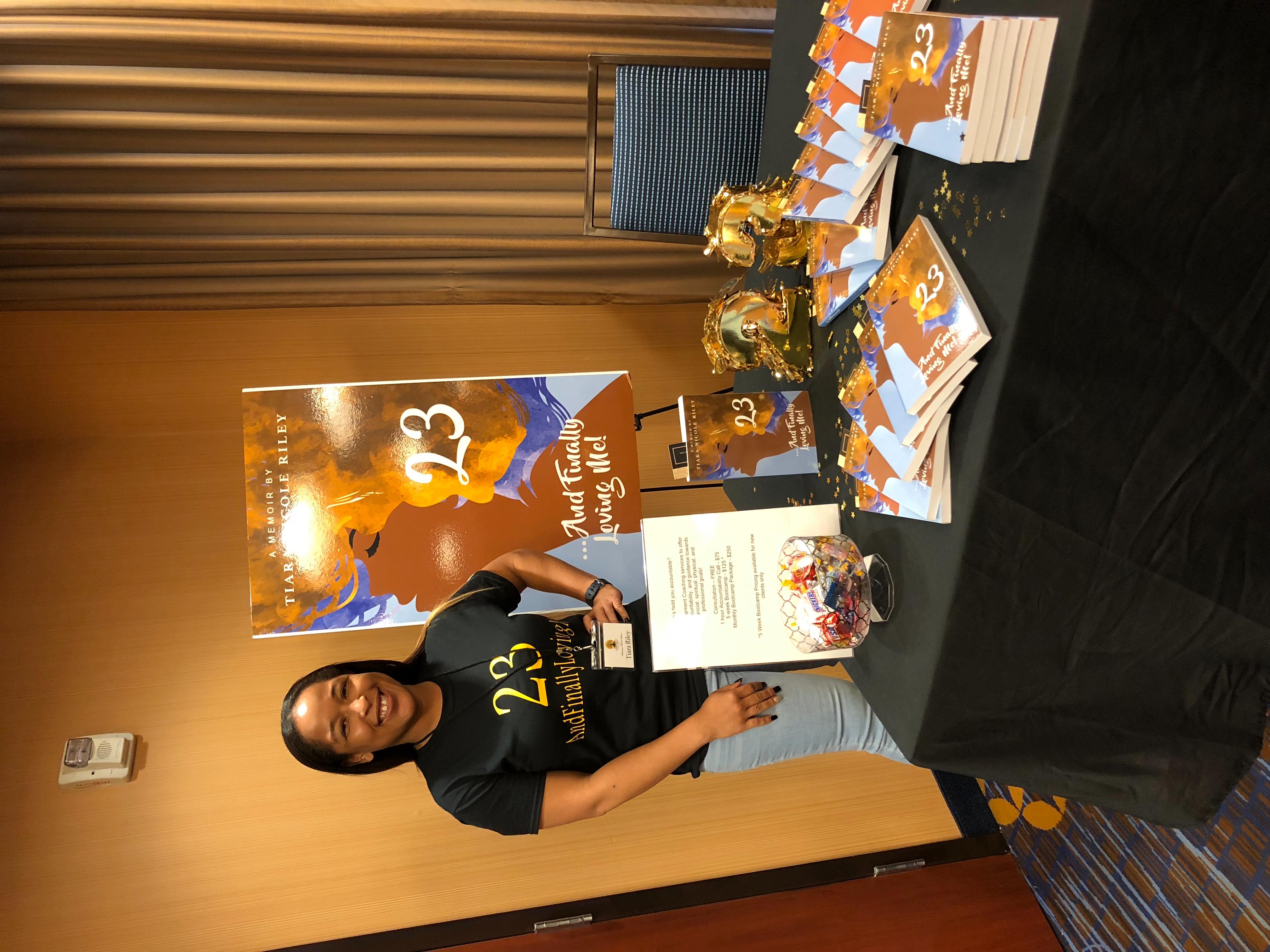 Author Tiara Nicole Riley