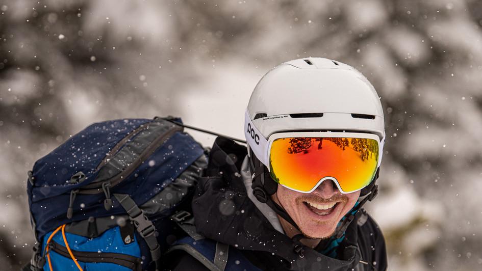 Snow Storm Smiles