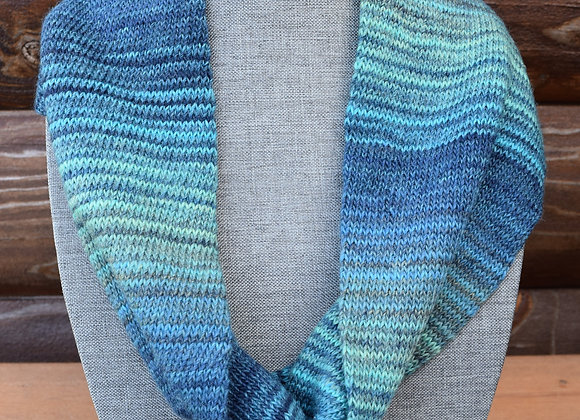 Infinity Scarf Teals