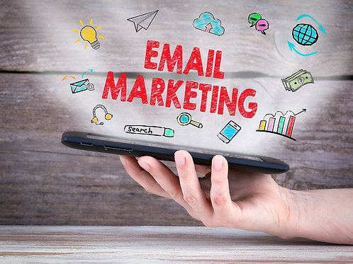 Email Marketing with Social Media