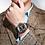 Thumbnail: Relógio de pulso Cronógrafo Designer