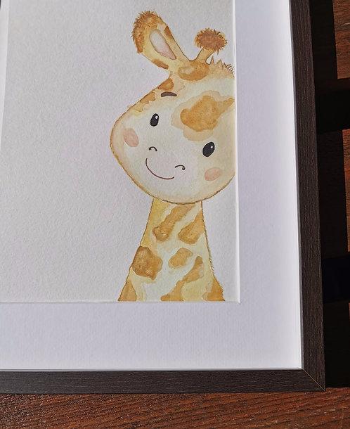 Girafa Bebé