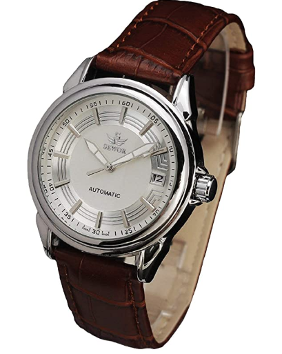 Relógio mecânico clássico