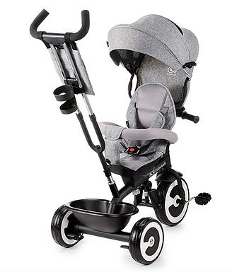 Triciclo evolutivo Kinderkraft ASTON - 9 meses a 5 anos