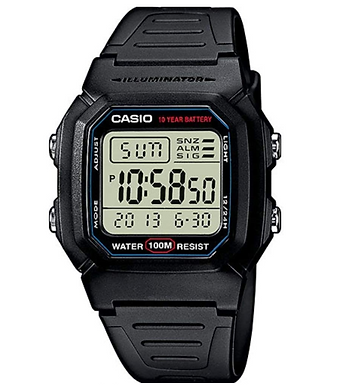 Relógio Digital Unisexo