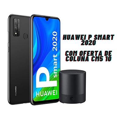 HUAWEI P Smart 2020 com oferta de Coluna CM5