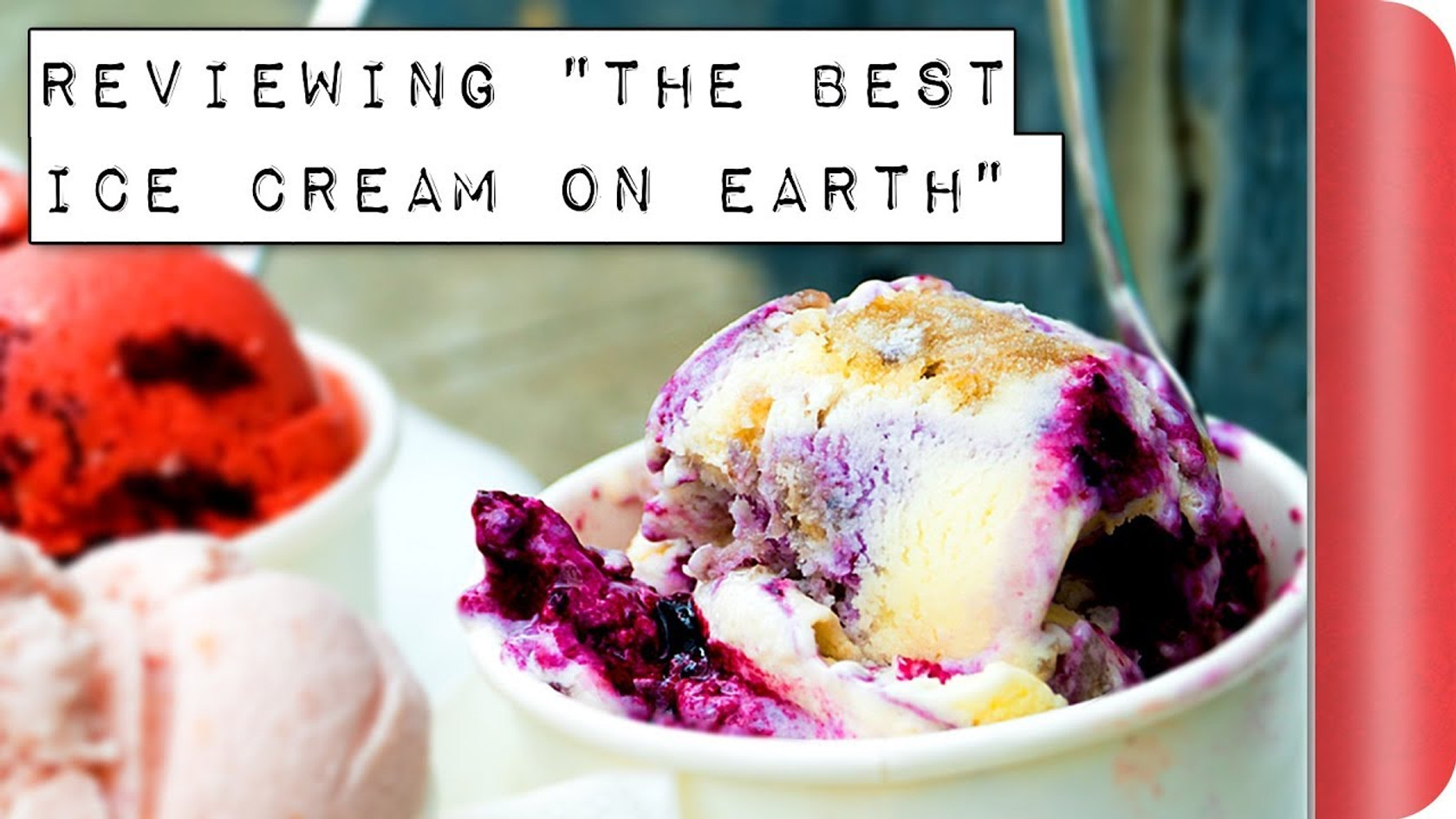 """Reviewing """"The Best Ice Cream on Earth?"""" 