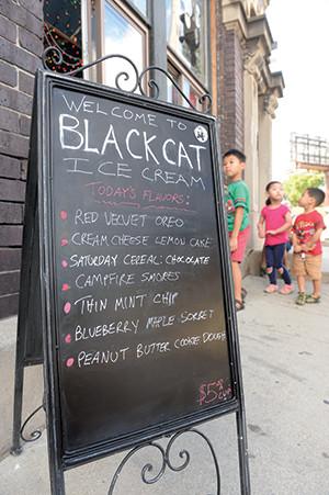 The Scoop on Iowa's Ice-Cream Artisans