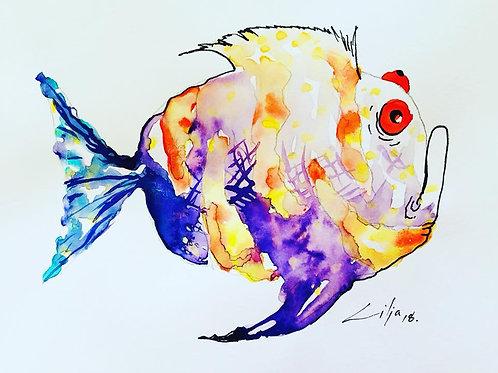 Artige fisk