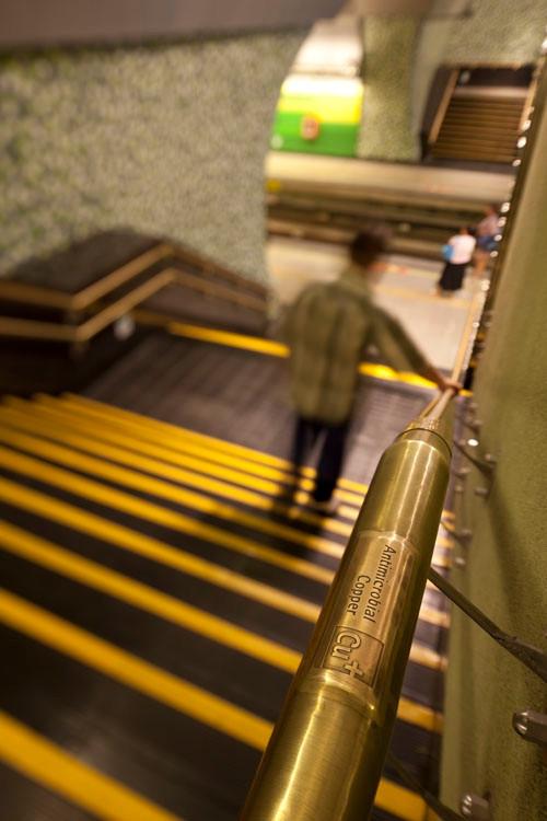 Metro de Santiago