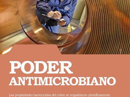 Diario Financiero | Poder Antimicrobiano