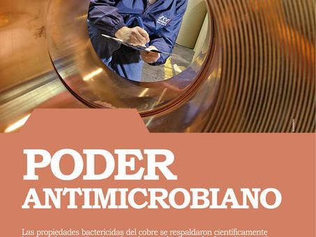 Diario Financiero | Poder Antimicrobiano