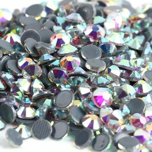 AB Diamantes Crystal Hotfix Flatback