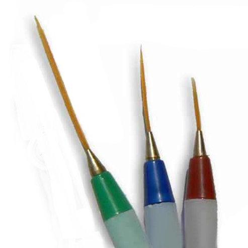 Kit pinceaux nail art