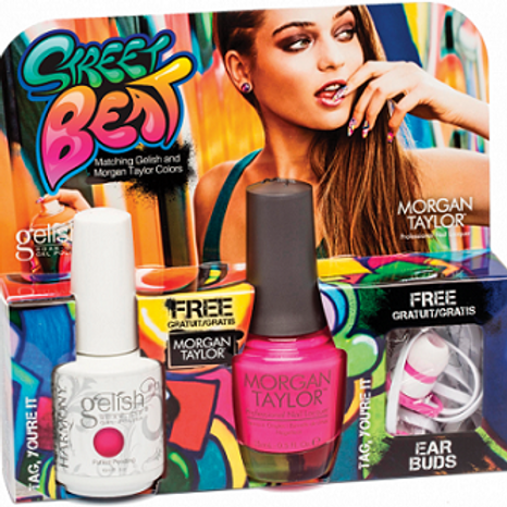 Gelish Tag you're