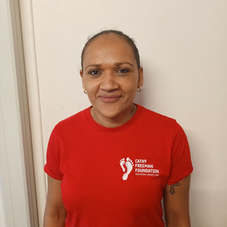 Renee Grinfelds - Program Officer - Palm Island