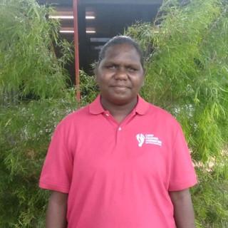 Dotty Munkara - Program Officer - Wurrumiyanga
