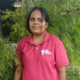 Louise Munkara - Program Officer -  Wurrumiyanga