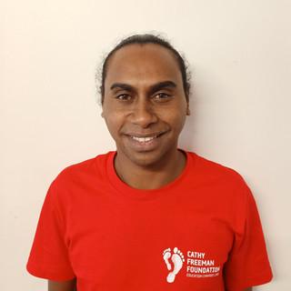 Benjamin Castors - Program Officer - Palm Island