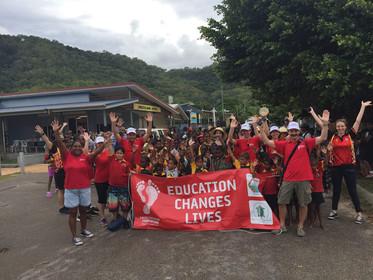 Back to School March Palm Island