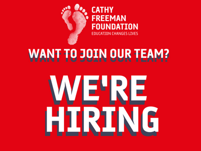 We're hiring - Partnerships & Key Projects Manager