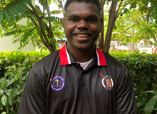 First male student graduates in Tiwi Island school's history