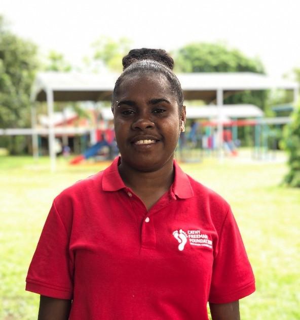 Dulcie Niki - Program Officer - Wurrumiyanga